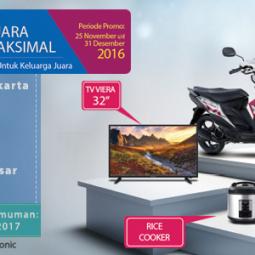 Pemenang Hadiah Undian Ac Panasonic Lokasi Samarinda
