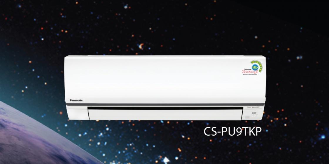 AC Panasonic CS/CU-PU9TKP Lebih Hemat Energi